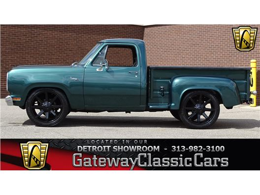 1980 Dodge D150 for sale in Dearborn, Michigan 48120