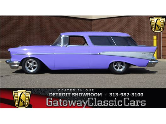 1957 Chevrolet Nomad for sale in Dearborn, Michigan 48120