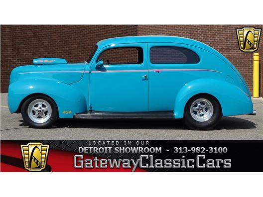 1940 Ford Sedan for sale in Dearborn, Michigan 48120