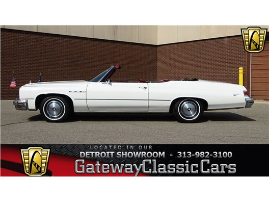 1975 Buick LeSabre for sale in Dearborn, Michigan 48120