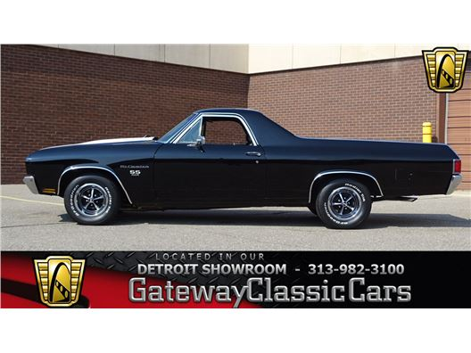 1970 Chevrolet El Camino for sale in Dearborn, Michigan 48120