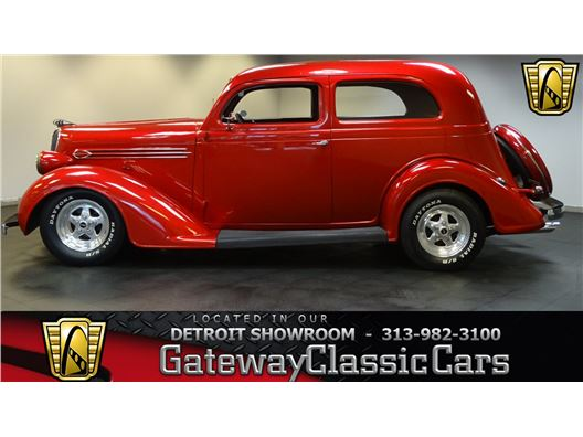 1936 Plymouth Coupe for sale in Dearborn, Michigan 48120