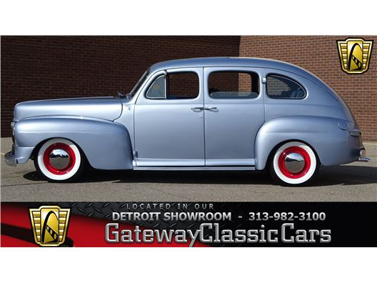 1948 Mercury Eight for sale in Dearborn, Michigan 48120