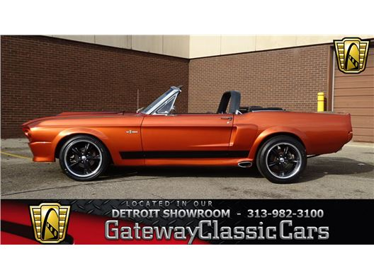 1968 Ford Mustang for sale in Dearborn, Michigan 48120