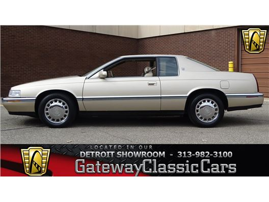 1993 Cadillac Eldorado for sale in Dearborn, Michigan 48120