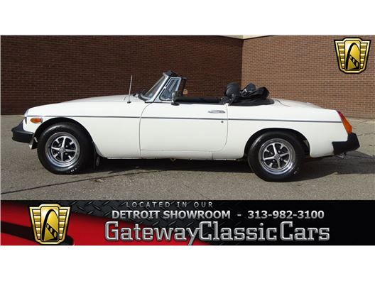 1976 MG MGB for sale in Dearborn, Michigan 48120