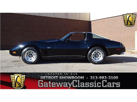 1979 Chevrolet Corvette for sale in Dearborn, Michigan 48120