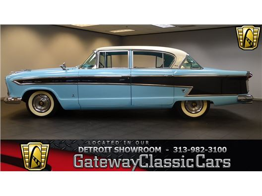 1957 Nash Ambassador for sale in Dearborn, Michigan 48120