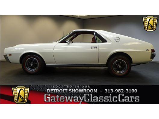 1969 AMC AMX for sale in Dearborn, Michigan 48120