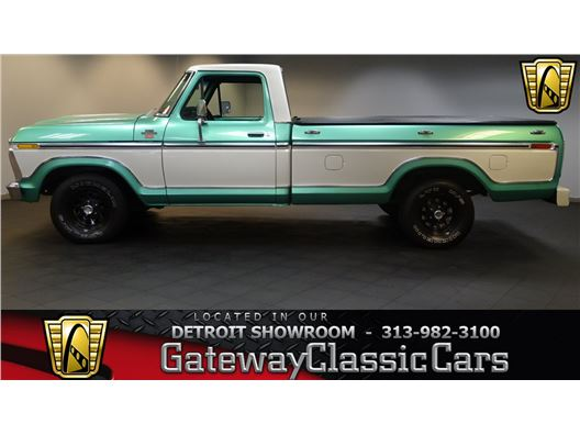 1977 Ford F150 for sale in Dearborn, Michigan 48120