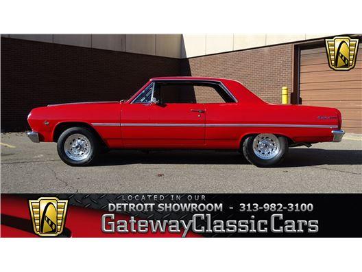 1965 Chevrolet Chevelle for sale in Dearborn, Michigan 48120