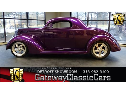 1937 Ford Coupe for sale in Dearborn, Michigan 48120
