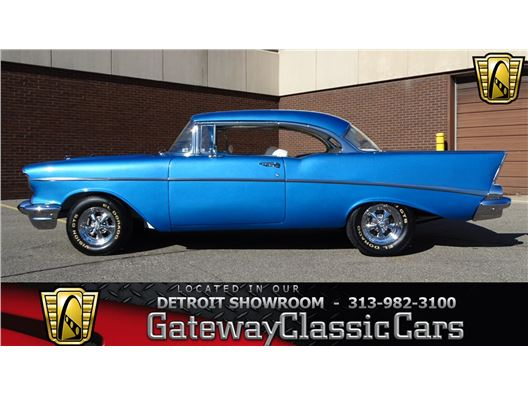 1957 Chevrolet Bel Air for sale in Dearborn, Michigan 48120
