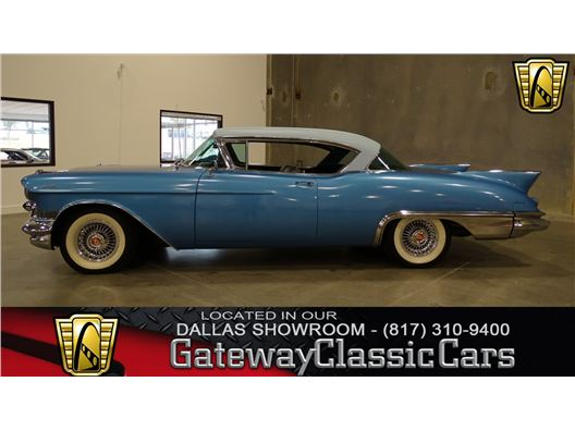 1957 Cadillac Eldorado for sale in DFW Airport, Texas 76051