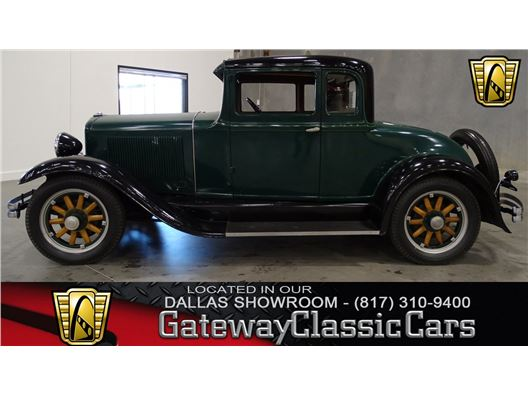 1931 Studebaker 54 Coupe for sale in DFW Airport, Texas 76051