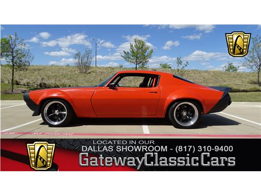 1973 Chevrolet Camaro for sale in DFW Airport, Texas 76051