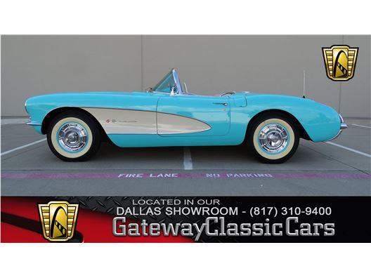 1957 Chevrolet Corvette for sale in DFW Airport, Texas 76051