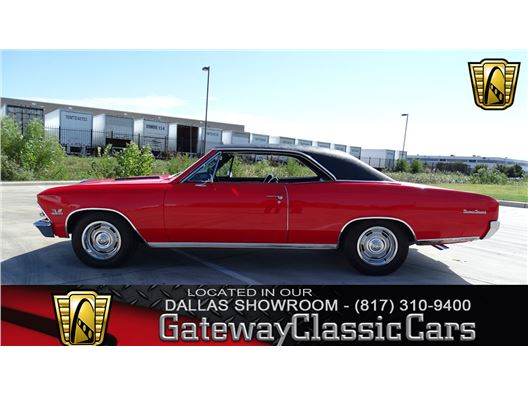1966 Chevrolet Chevelle for sale in DFW Airport, Texas 76051