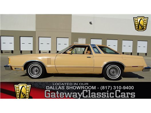 1978 Ford Thunderbird for sale in DFW Airport, Texas 76051