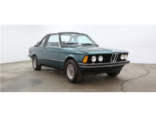 1979 BMW 320I for sale in Los Angeles, California 90063