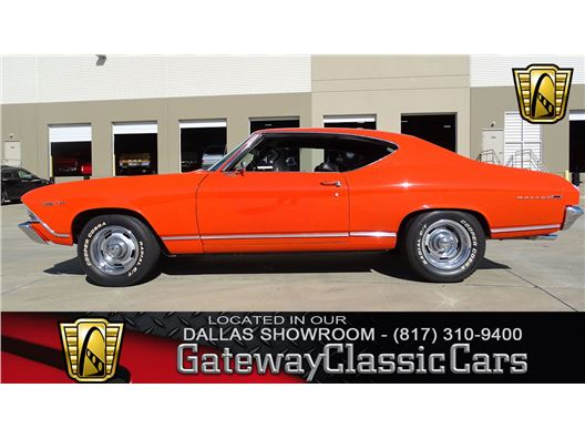 1969 Chevrolet Malibu for sale in DFW Airport, Texas 76051