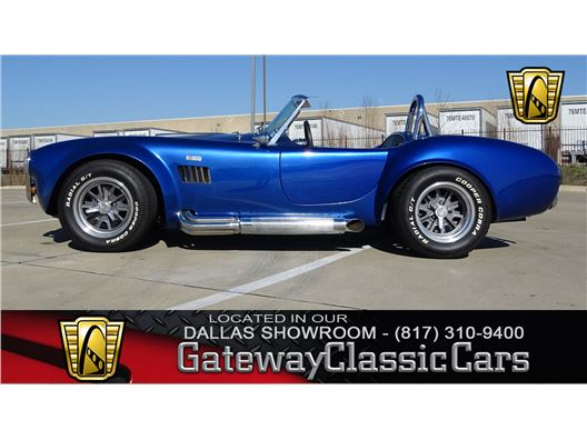 1967 AC Shelby for sale in DFW Airport, Texas 76051