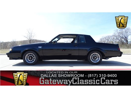1987 Buick Regal for sale in DFW Airport, Texas 76051