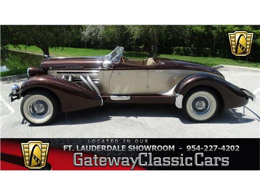 1936 Auburn Speedster for sale in Coral Springs, Florida 33065