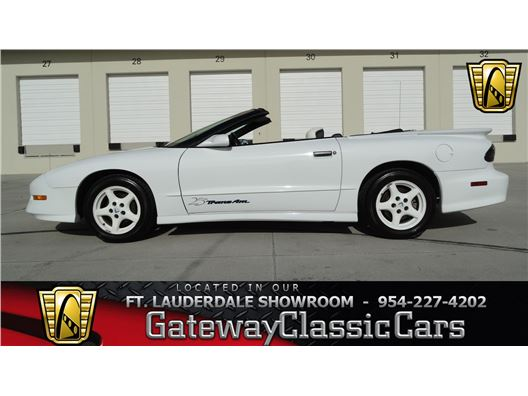 1994 Pontiac Firebird for sale in Coral Springs, Florida 33065