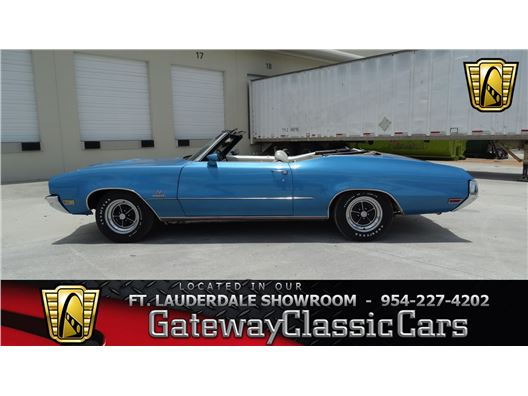 1971 Buick GS for sale in Coral Springs, Florida 33065