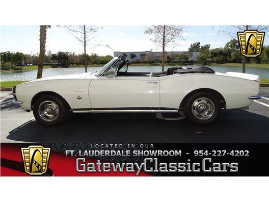 1967 Chevrolet Camaro for sale in Coral Springs, Florida 33065