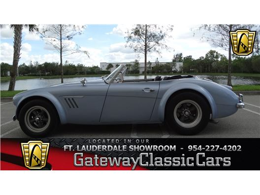 1967 Austin-Healey 3000 SL for sale in Coral Springs, Florida 33065