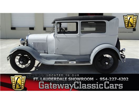 1929 Ford Model A for sale in Coral Springs, Florida 33065