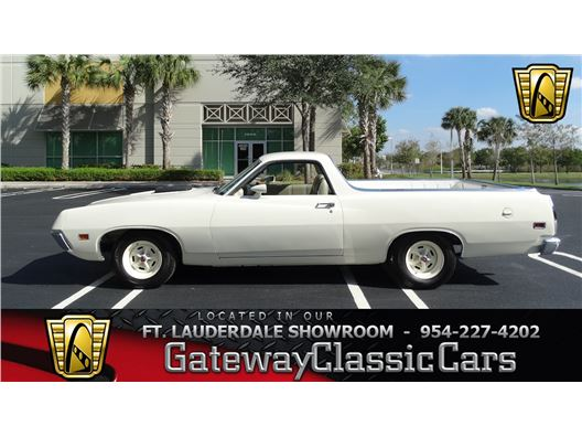 1971 Ford Ranchero for sale in Coral Springs, Florida 33065