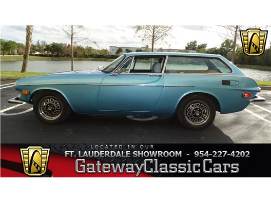 1973 Volvo P1800 for sale in Coral Springs, Florida 33065