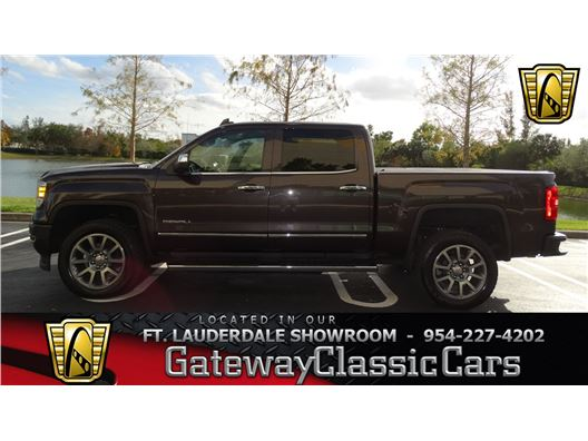 2015 GMC Sierra for sale in Coral Springs, Florida 33065