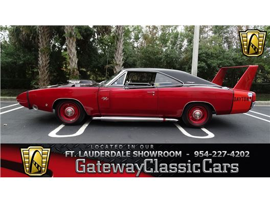1968 Dodge Charger for sale in Coral Springs, Florida 33065