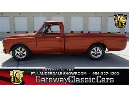 1970 Chevrolet C10 for sale in Coral Springs, Florida 33065