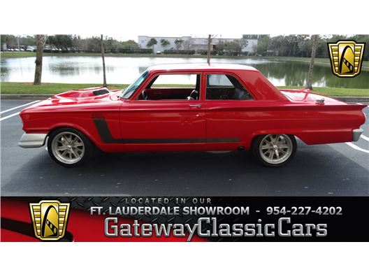 1963 Ford Fairlane for sale in Coral Springs, Florida 33065