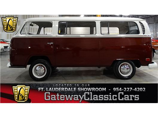 1970 Volkswagen Type 2 for sale in Coral Springs, Florida 33065