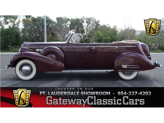 1937 Buick Roadmaster for sale in Coral Springs, Florida 33065