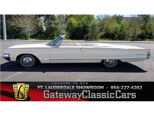 1965 Chrysler 300L for sale in Coral Springs, Florida 33065