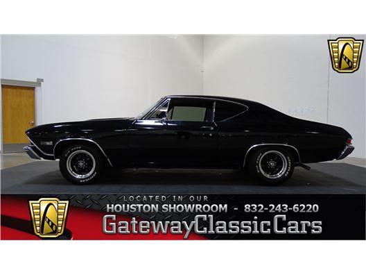1968 Chevrolet Chevelle for sale in Houston, Texas 77090
