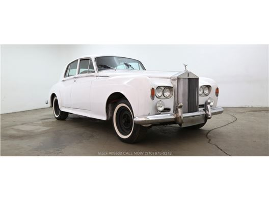 1963 Rolls-Royce Silver Cloud III LHD for sale in Los Angeles, California 90063