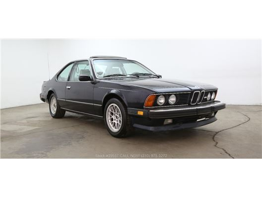 1987 BMW M6 for sale in Los Angeles, California 90063