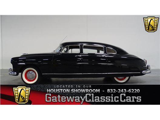 1949 Hudson Super for sale in Houston, Texas 77090