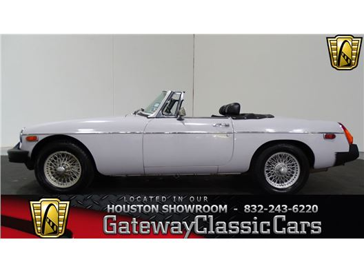 1974 MG MGB for sale in Houston, Texas 77090