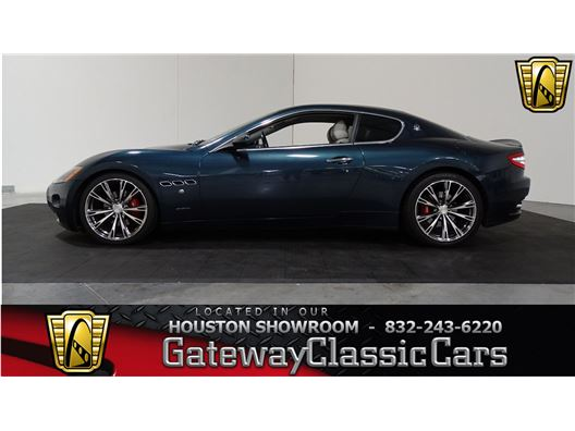 2008 Maserati GranTurismo for sale in Houston, Texas 77090