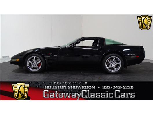 1992 Chevrolet Corvette for sale in Houston, Texas 77090