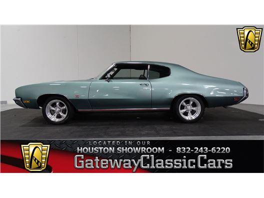 1971 Buick Skylark for sale in Houston, Texas 77090